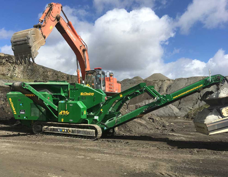 J35 and J35R Compact Crusher