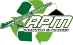 RPM Crushers and Screens Logo